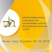 9th International Conference on Antimicrobial Agents in Veterinary Medicine