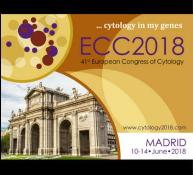 41st European Congress of Cytology: Madrid, Spain, 10-14 June 2018
