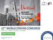 11th World Stroke Congress - WSC 2018