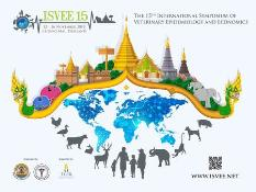The 15th International Symposium of Veterinary Epidemiology and Economics: The Empress Chiang Mai Hotel, 199/42 Chang Klan Rd, Chang Klan, Chiang Mai, 50100, Thailand, 12-16 November 2018