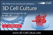 3D Cell Culture 2018