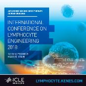 ICLE 2018: International Conference on Lymphocyte Engineering 2018: Melia Avenida America, Calle de Juan Ignacio Luca de Tena, 36, Madrid, 28027, Spain, 13-15 September 2018