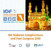 IDF Diabetes Complications and Foot Congress, Hyderabad 2018