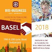 Biotech Outsourcing Strategies Basel Switzerland June 2018: Basel, Switzerland, 19-20 June 2018